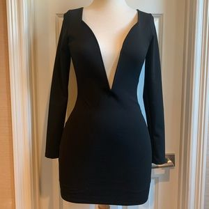 NWT Windsor Black Dress